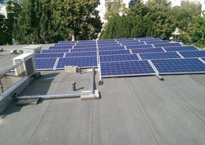 Budapest Börzsöny u. 16 kWp
