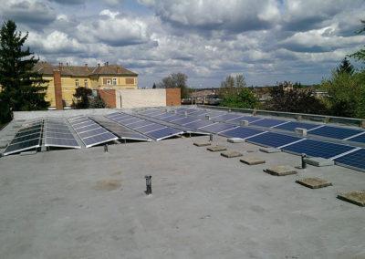 Kisújszállás Kálvin 22.5 kWp