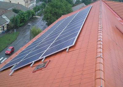 Mezőtúr Dózsa 18 kWp